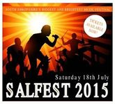 Salfest 2015 Tickets are now available